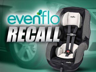 evenflo recall